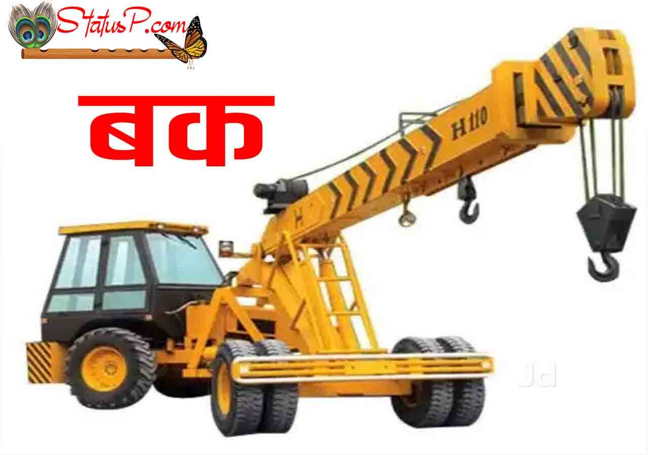 crane name in sanskrit