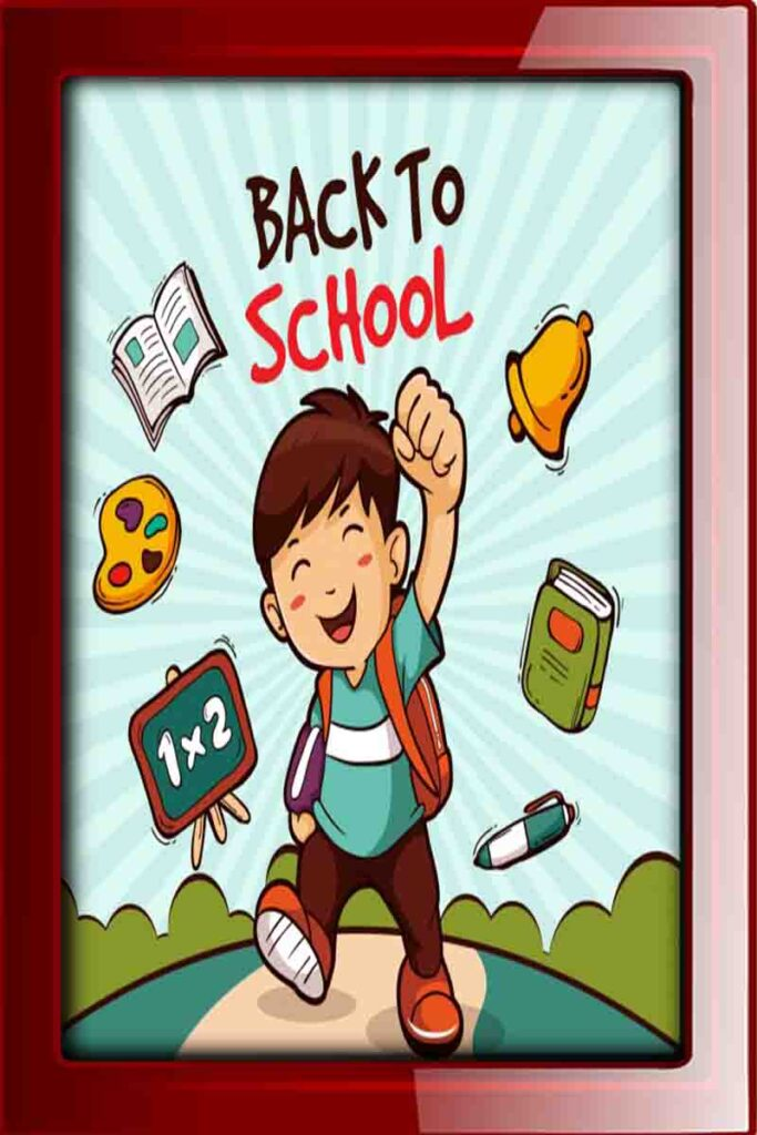 back to school 2021